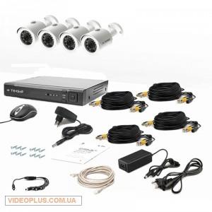 Комплекты систем видеонаблюдения (готовые наборы)
