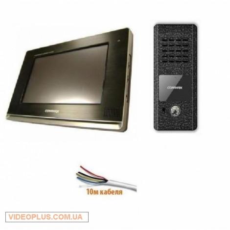 Комплект цветного домофона Commax CDV-1020AE с памятью
