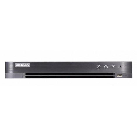 8-канальный Turbo HD видеорегистратор Hikvision DS-7208HUHI-K1