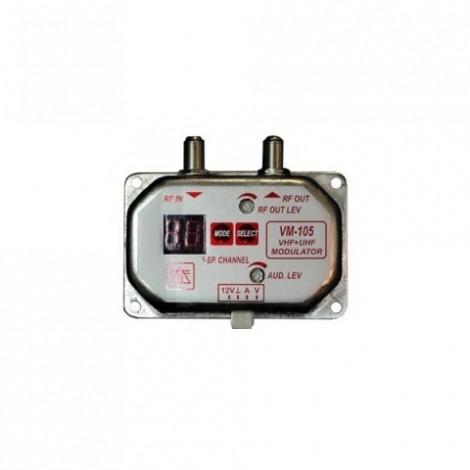 Видеомодулятор сигналов видео и аудио VM-105