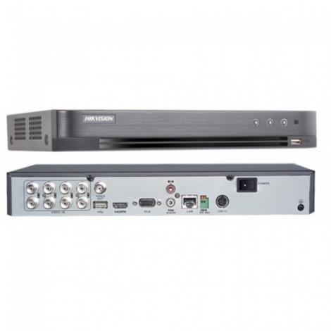 8-канальный Turbo HD видеорегистратор Hikvision DS-7208HQHI-K1 (4 аудио)