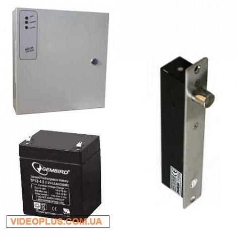 Электрозамок невидимка ATIS GSM