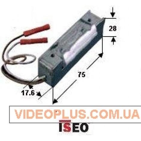 Электромеханическая защелка ISEO без планки