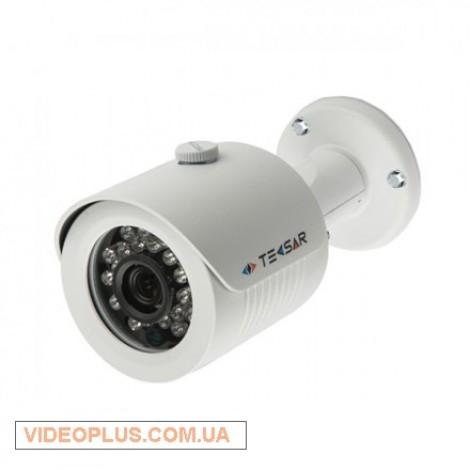 Видеокамера AHD уличная Tecsar AHDW-1Mр-20FI-eco
