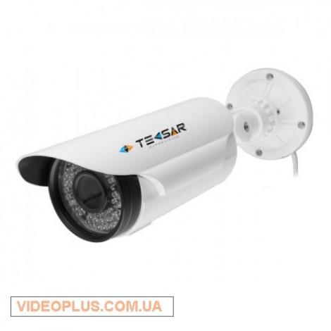 Видеокамера AHD уличная Tecsar AHDW-1Mp-40VFI