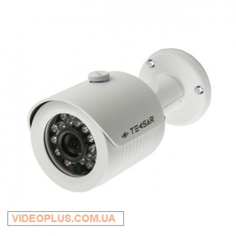 Видеокамера AHD уличная Tecsar AHDW-2Mp-20FI