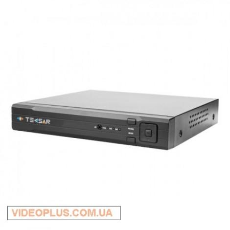 Видеорегистратор AHD Tecsar HDVR B162-4HD4P-H