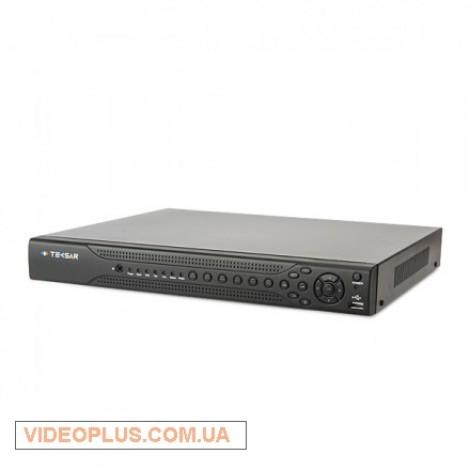 Видеорегистратор AHD Tecsar HDVR L166-4HD4P-H