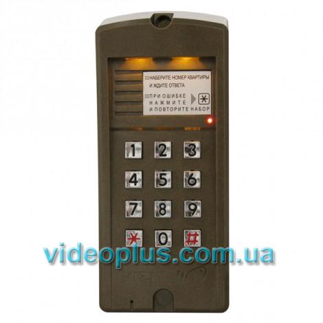 Блок вызова домофона БВД-310F