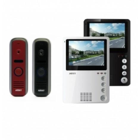 Комплект цветного видеодомофона ARNY AVD-410