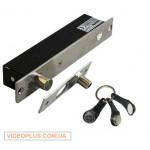 Электрический ригельный замок AB700A на ключах