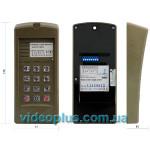 Блок вызова домофона БВД-310R