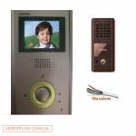 Комплект цветного видеодомофона Commax CDV-35HM
