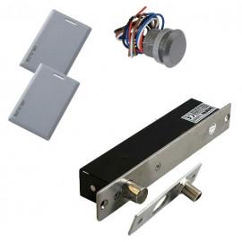 Электрозамок невидимка Atis на RFID
