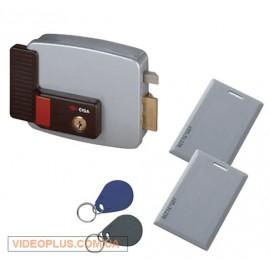 Электронный замок CISA 1.11630.50 на карточках