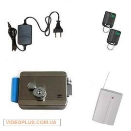 Электрозамок невидимка Atis Lock на брелках