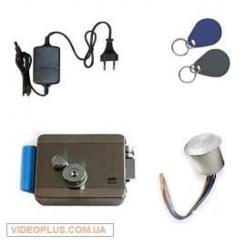 Электрозамок невидимка Atis Lock на RFID