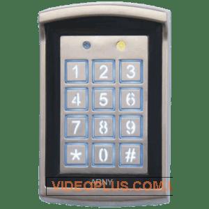 Кодовая клавиатура со считывателем проксимити карт ARNY AKP-130RF