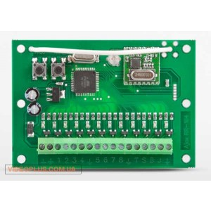 Беспроводной приемно-контрольный прибор Ajax RR-104