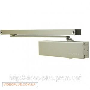 Дверной доводчик CISA 1.72111.03.0.97 реечный (серый металик)