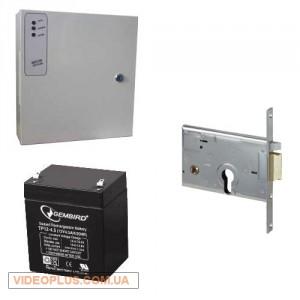 Электрозамок невидимка CISA GSM