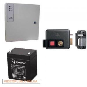 Электрозамок невидимка ISEO GSM