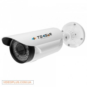 Видеокамера AHD уличная Tecsar AHDW-2Mp-60VFI