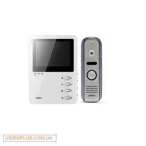 Комплект цветного видеодомофона ARNY AVD-410 и AVP-NG110